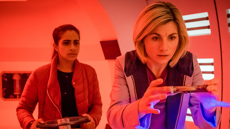 Doctor Who's Newest Short Story Gives 13 A Lockdown Of Her Own To Deal With