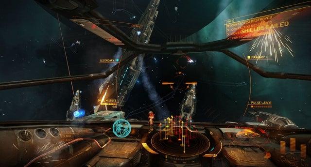 Despite Player Outcry, Elite: Dangerous Will Remain Always Online