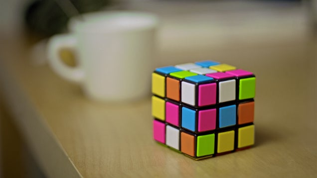Watch The Rubik's Cube World Record Get Shattered In 4.74 Seconds