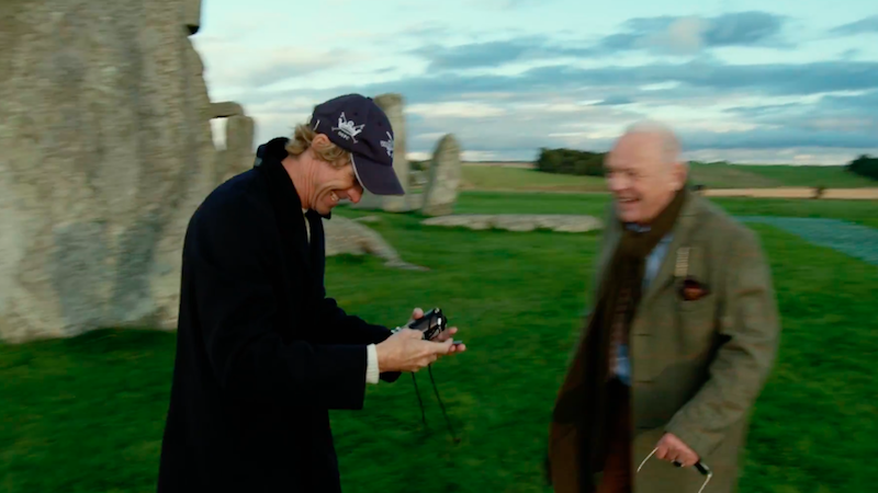 Someone Let Explosion-Enthusiast Michael Bay Shoot At The Real Stonehenge ForTransformers: The Last Knight