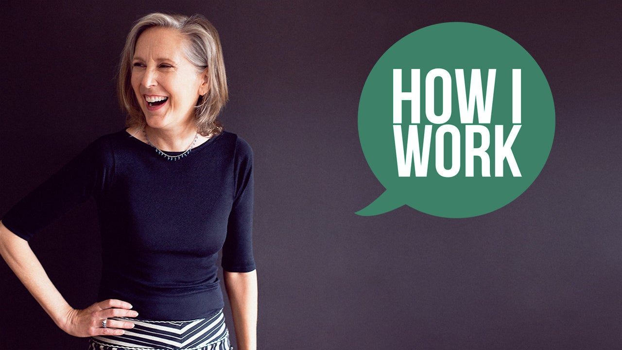 I'm Mary Roach, And This Is How I Work