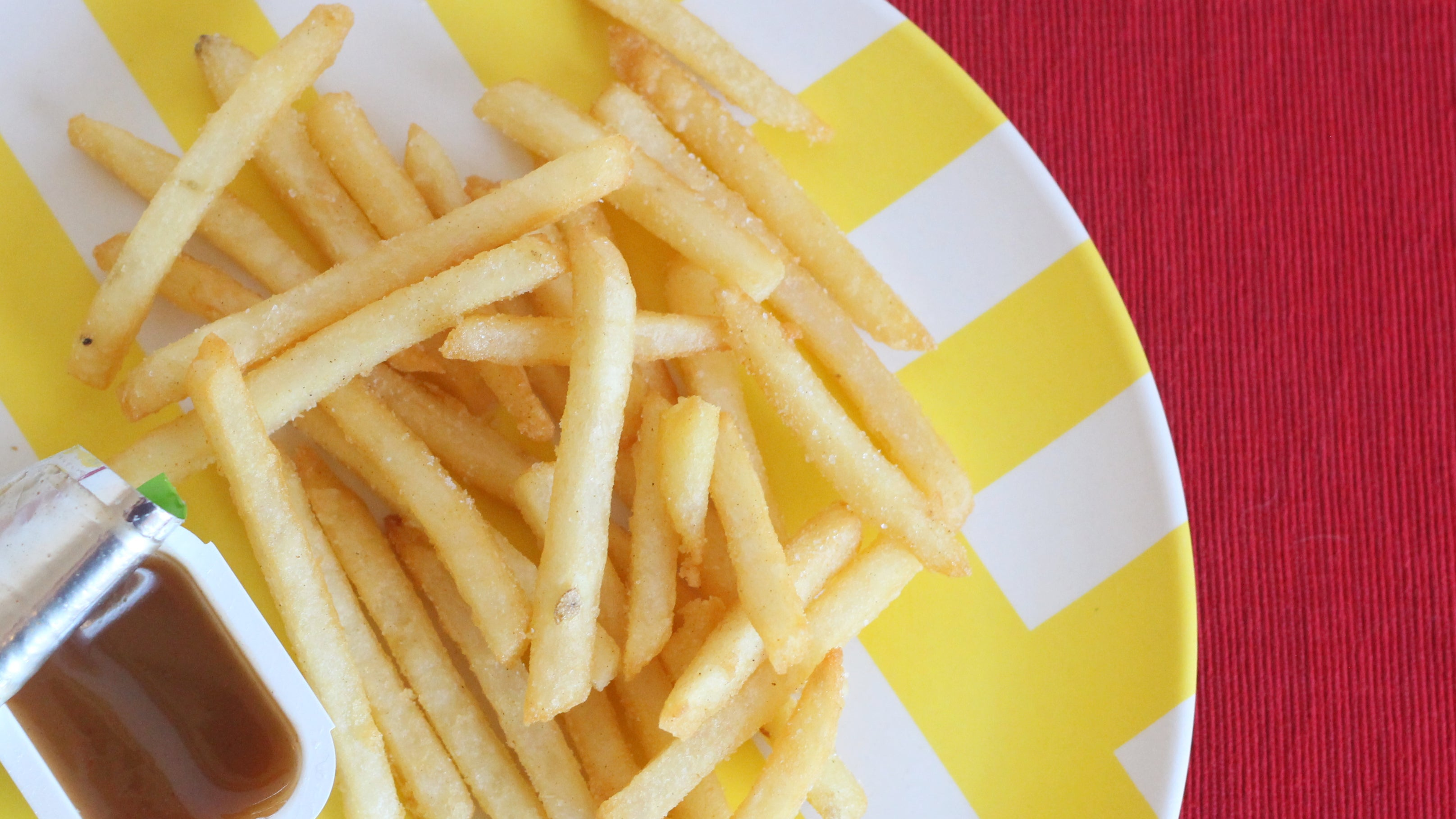 The Secret To Retro-Style McDonald's Fries: Beef Tallow