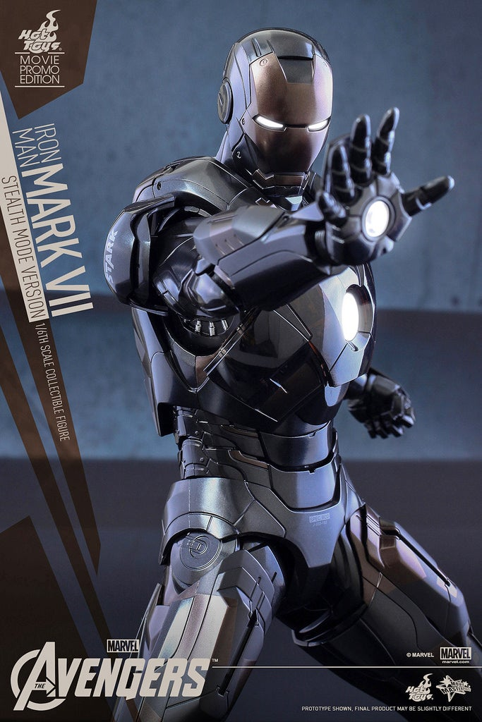 Tony Stark Should Have Painted His Iron Man Suit Stealthy From Day One