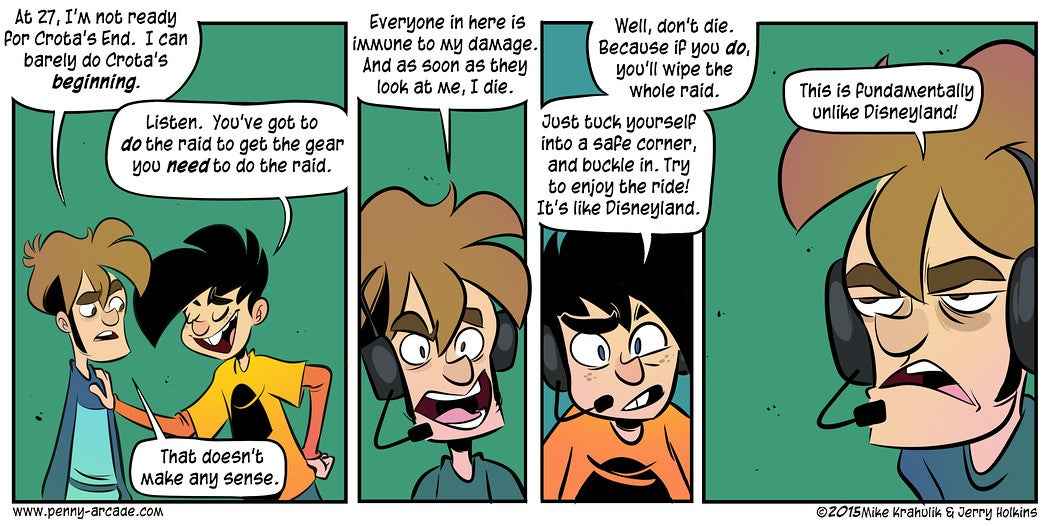 Sunday Comics: Spontaneous Cookie Generation