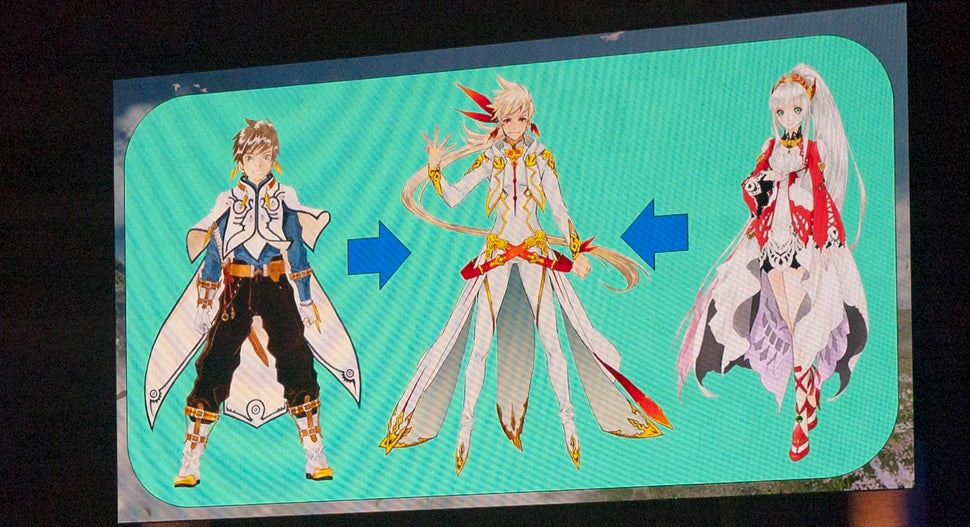 You Can Fuse With Your Teammates and More in the Next Tales Game