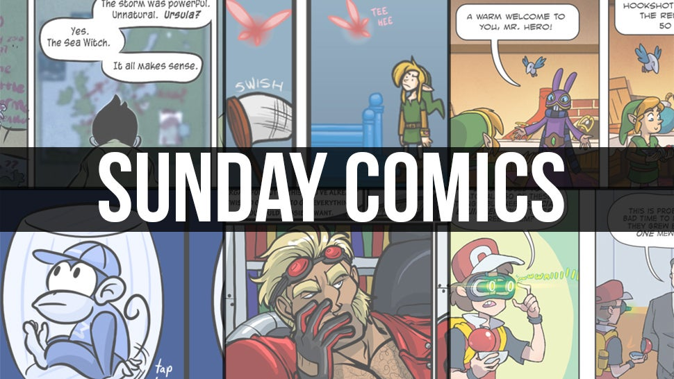 Sunday Comics: The Fruits Of Evil