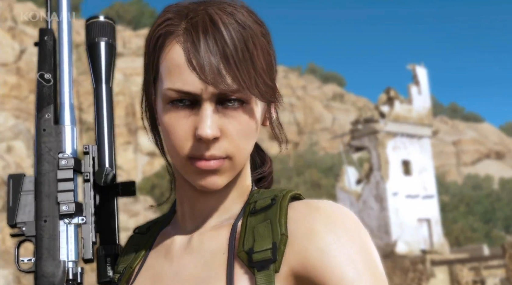 Wild Theory Explains the Origins of Metal Gear Solid V's Sniper