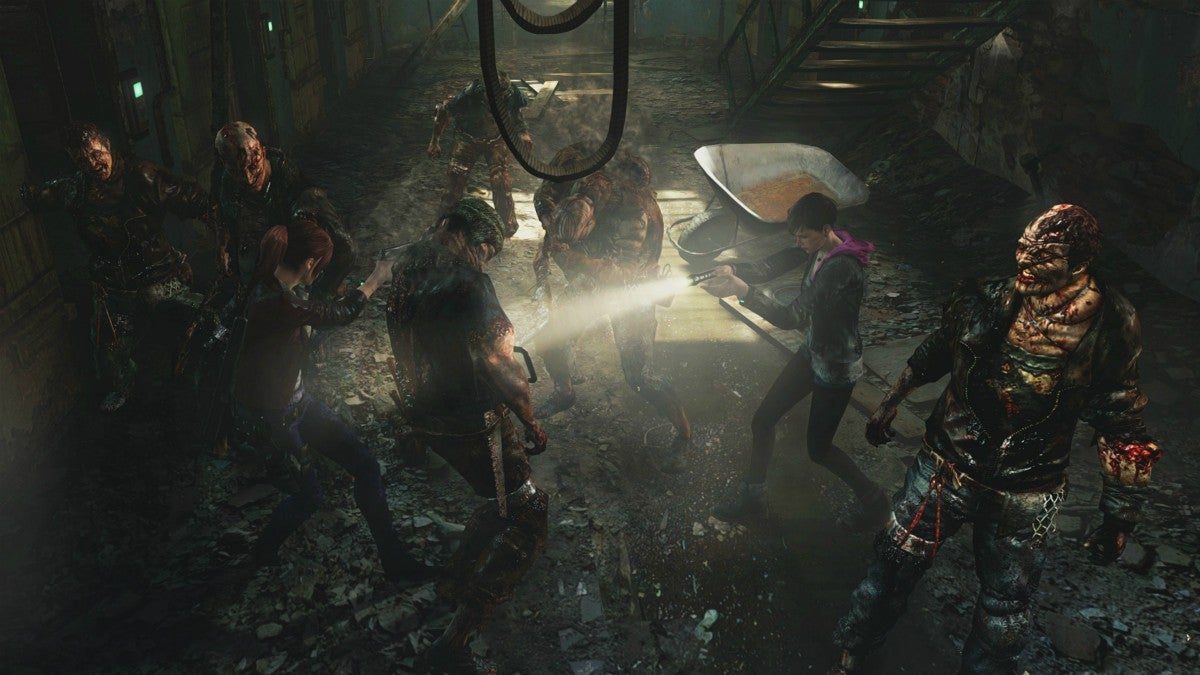 After Public Outcry, Capcom Adding Local Co-Op To Resident Evil