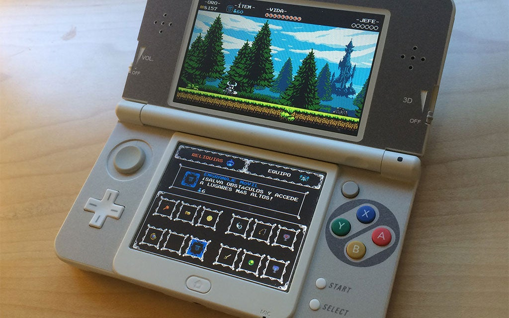 Custom 'SNES' New 3DS Is Pretty Much The Perfect Nintendo Handheld