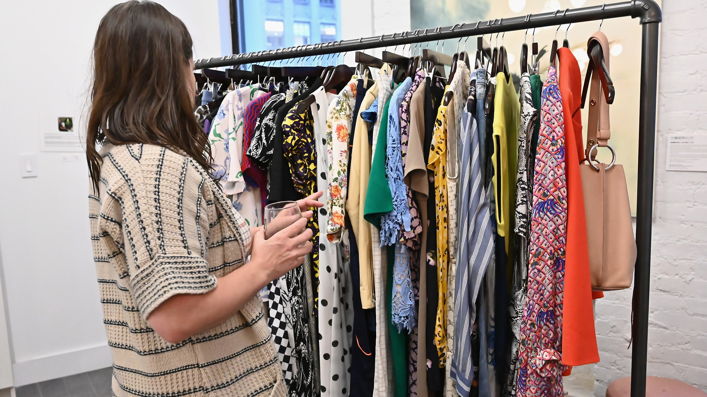 Rent The Runway Reminds Customers That Its Designer Clothes Are Clean And 100 Per Cent Virus-Free