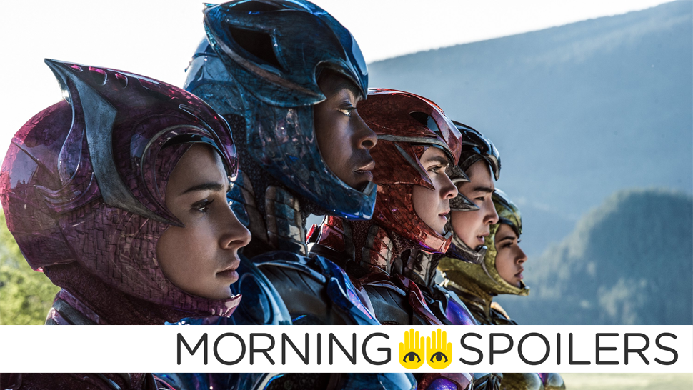 Don't Expect To See The Original Rangers In The Power Rangers Movie