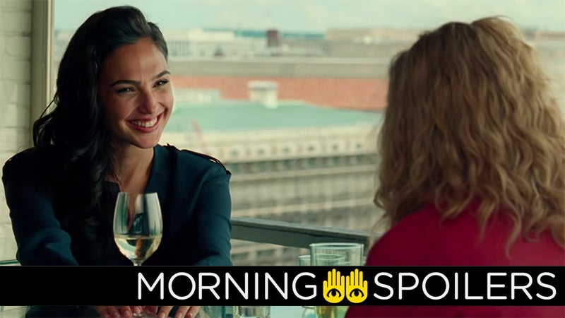 Even More Updates From Wonder Woman 1984 And The Rise Of Skywalker