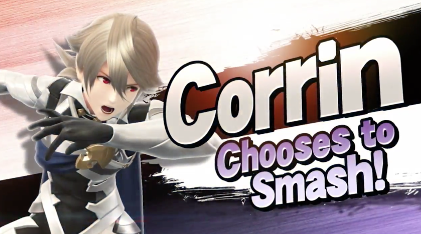 Smash Bros. Is Getting A New Fire Emblem Character, Corrin