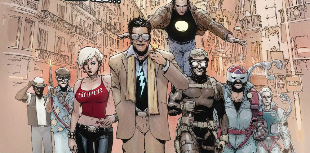 Mark Millar's American Jesus And Supercrooks Just Got Closer To Becoming Movies