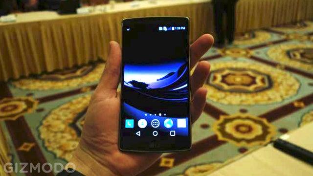 LG G Flex 2 Hands On: Back, Bent, Better