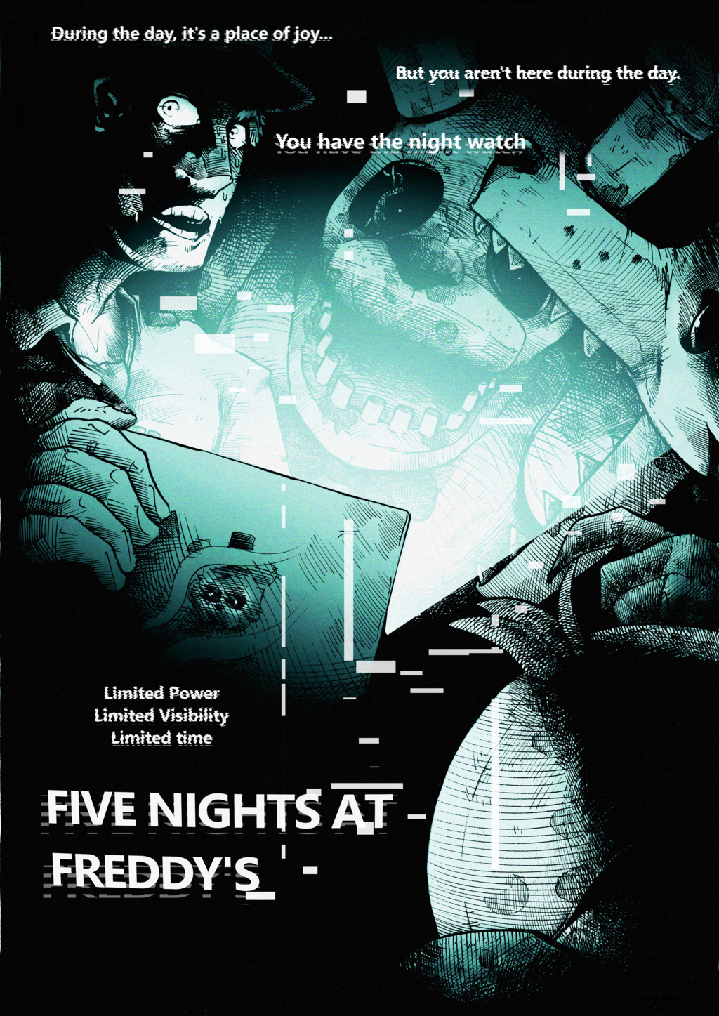 you should read this fan made five nights at freddy s comic kotaku