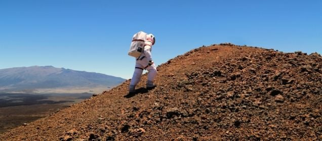 Report: NASA Can't Afford Manned Missions to Mars