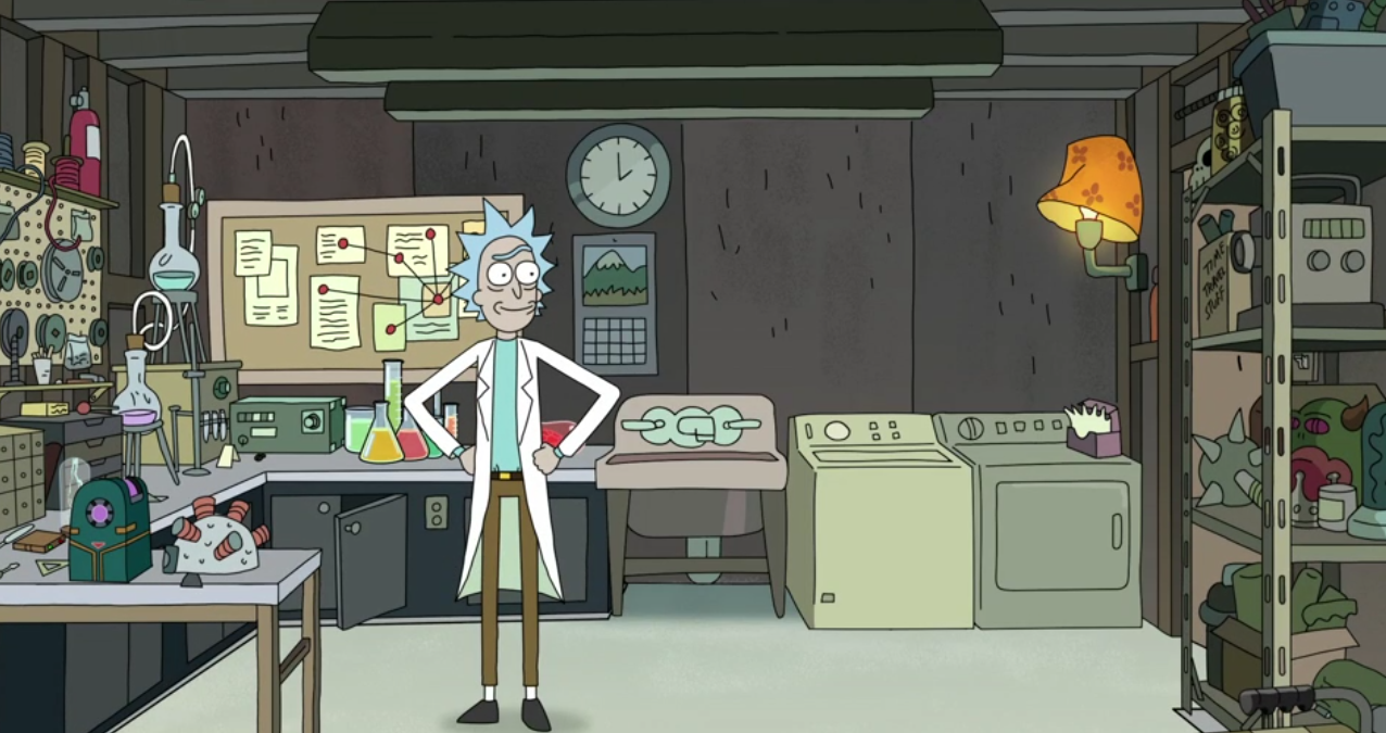 Surprise, There's A New Episode Of Rick And Morty