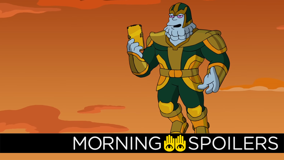 Our First Look At Kevin Feige's Simpsons Cameo Is Here