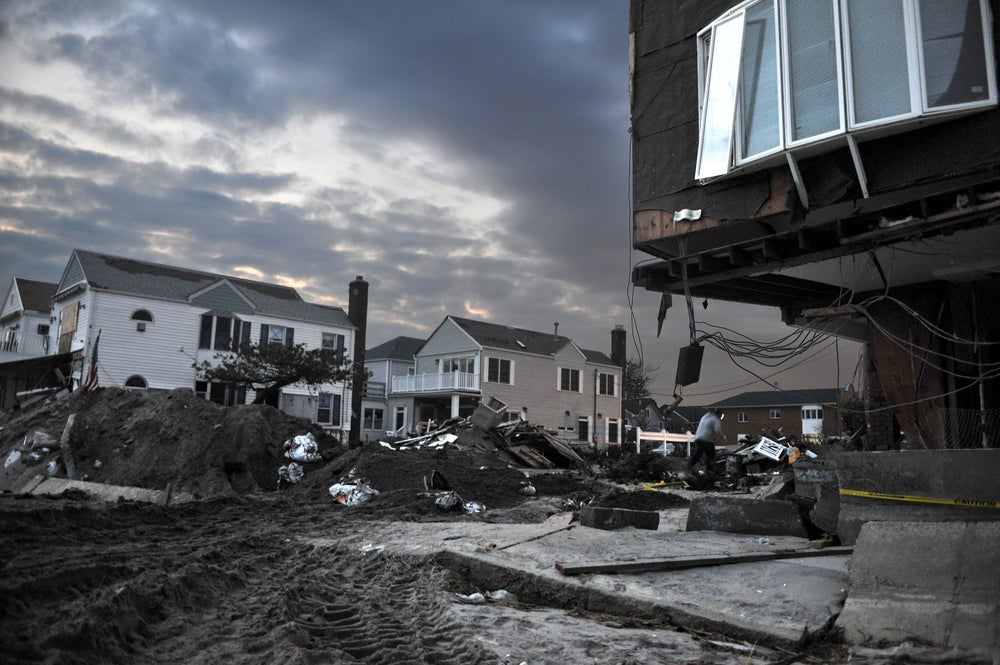 Storm-Proofing NYC Will Cost At Least $US11 Billion, But It's Worth It