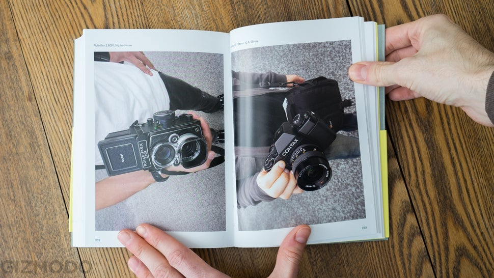 This Book Of Countless Cameras Is An Ode to Analogue Photo Nerds