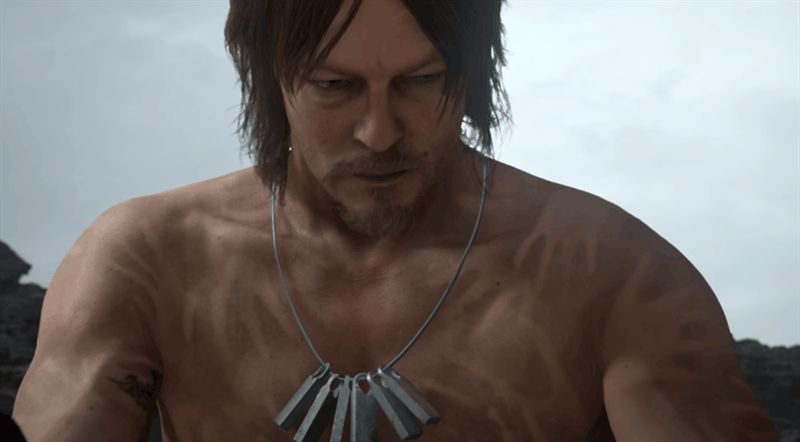 Hideo Kojima Shares Death Stranding Update