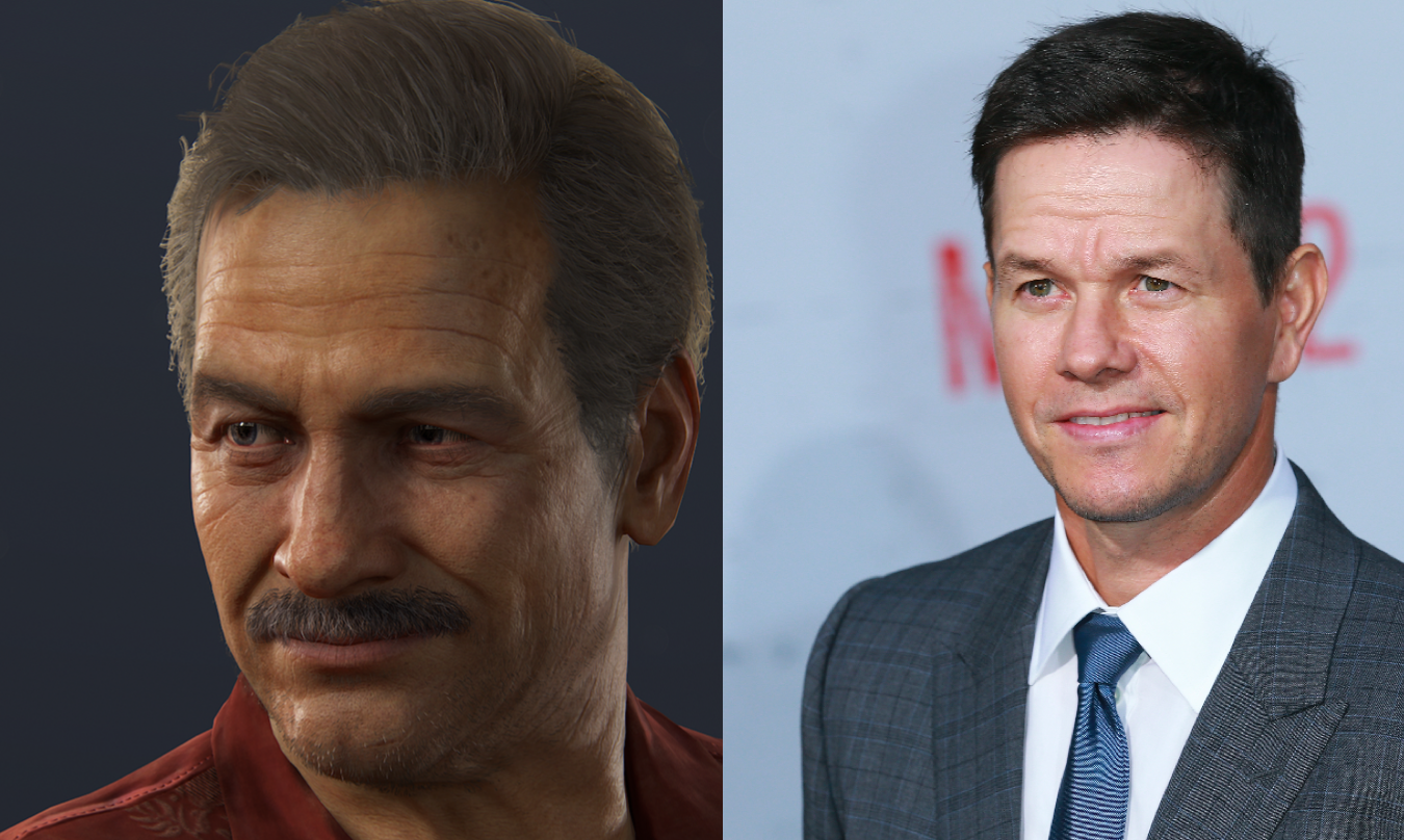 Looks Like Mark Wahlberg Will Play Uncharted's Live-Action Sully