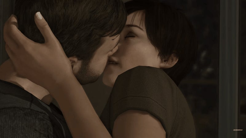 Not Even The PS4 Can Save Heavy Rain's Terrible Sex Scene