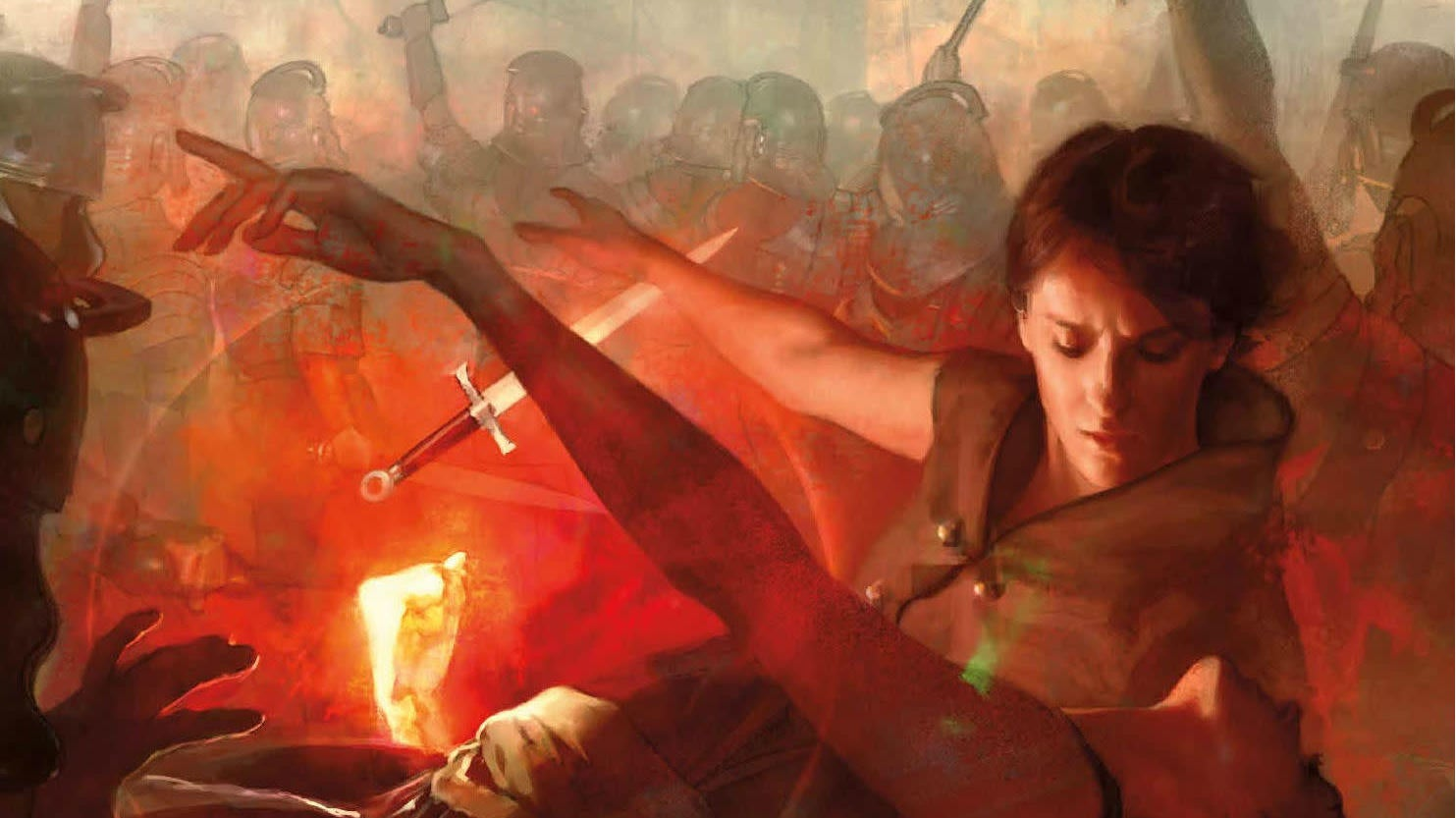 Your Winter Reading List Is Set With All Of June's New Sci-Fi And Fantasy Books