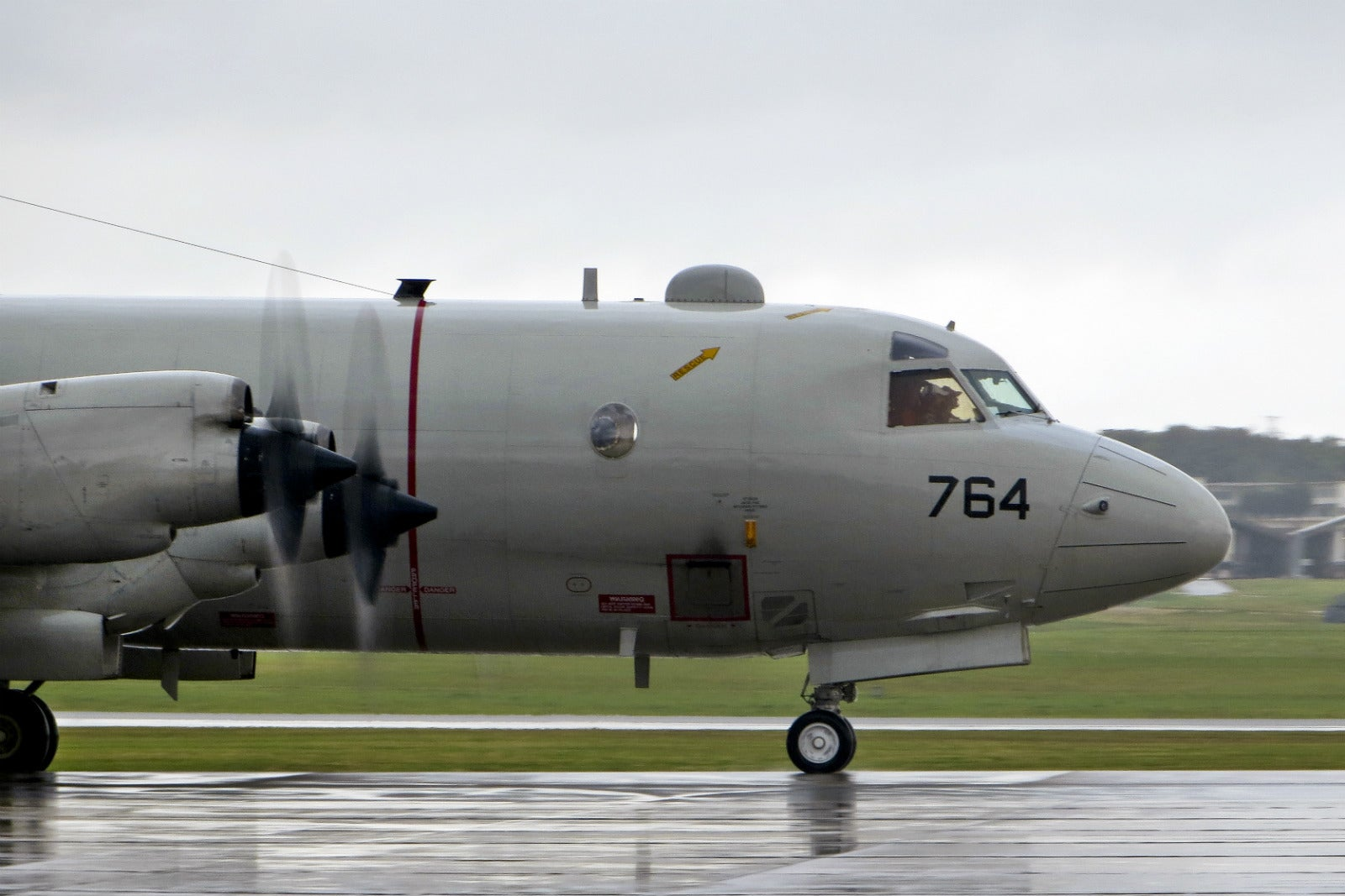 How the Granddaddy of US Recon Planes Is Helping Search for Flight 370