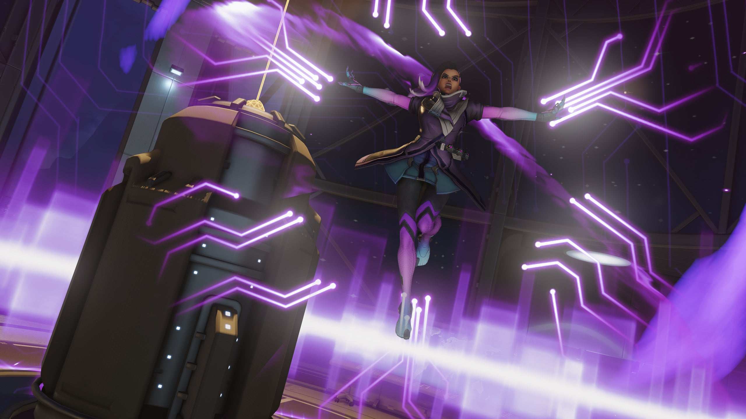 overwatch sombra how tall