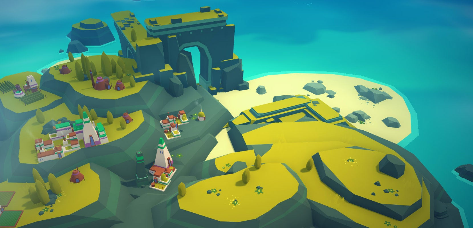 Islanders Is Almost The Perfect City-Building Game