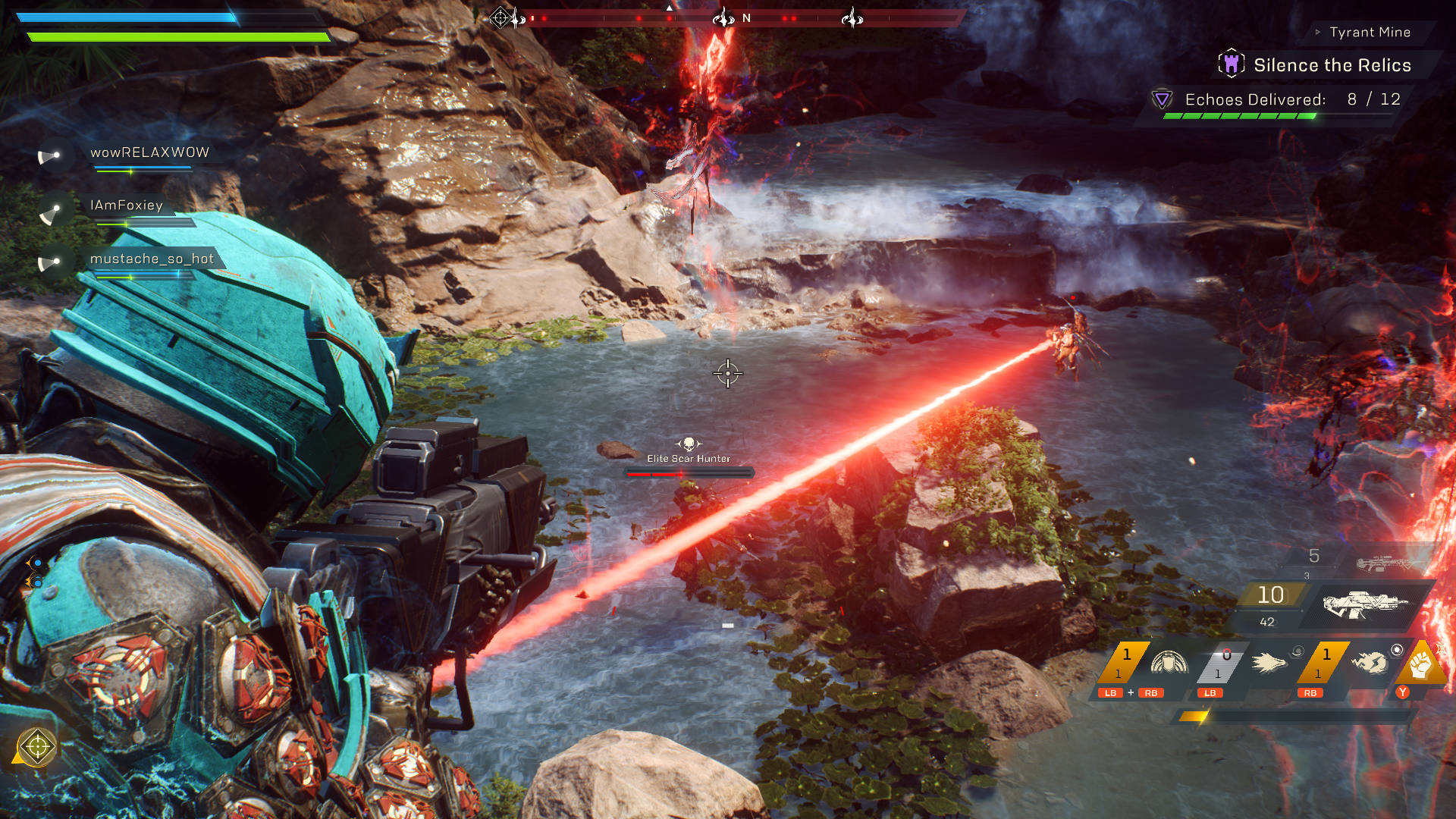Six Hours In, Anthem Has A Lot To Love