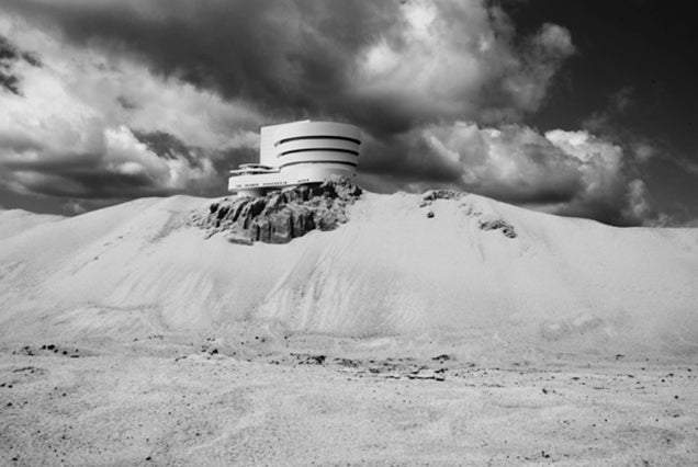 Photographers picture the end of the world, architecture and art