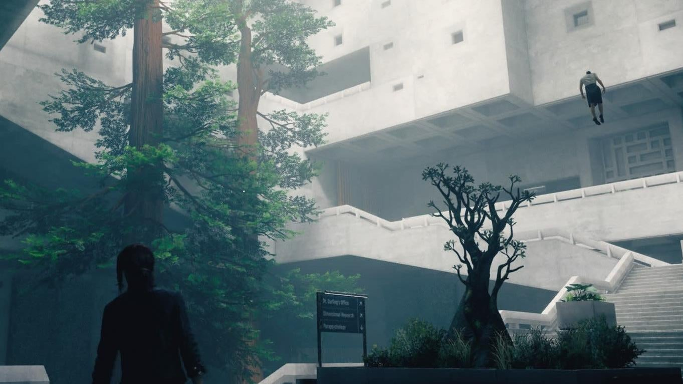 Control's Eerie Architecture Took Me Back To My College Days