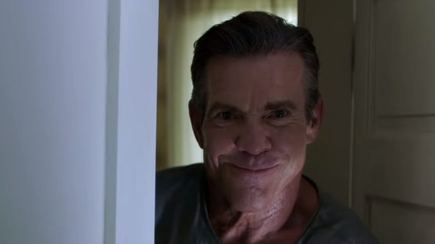 Dennis Quaid Is Terrifying As The Worst Former Occupant Ever In The Intruder
