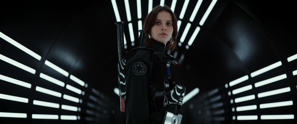 There's A New 'Driving Force' Behind The Scenes Of Rogue One