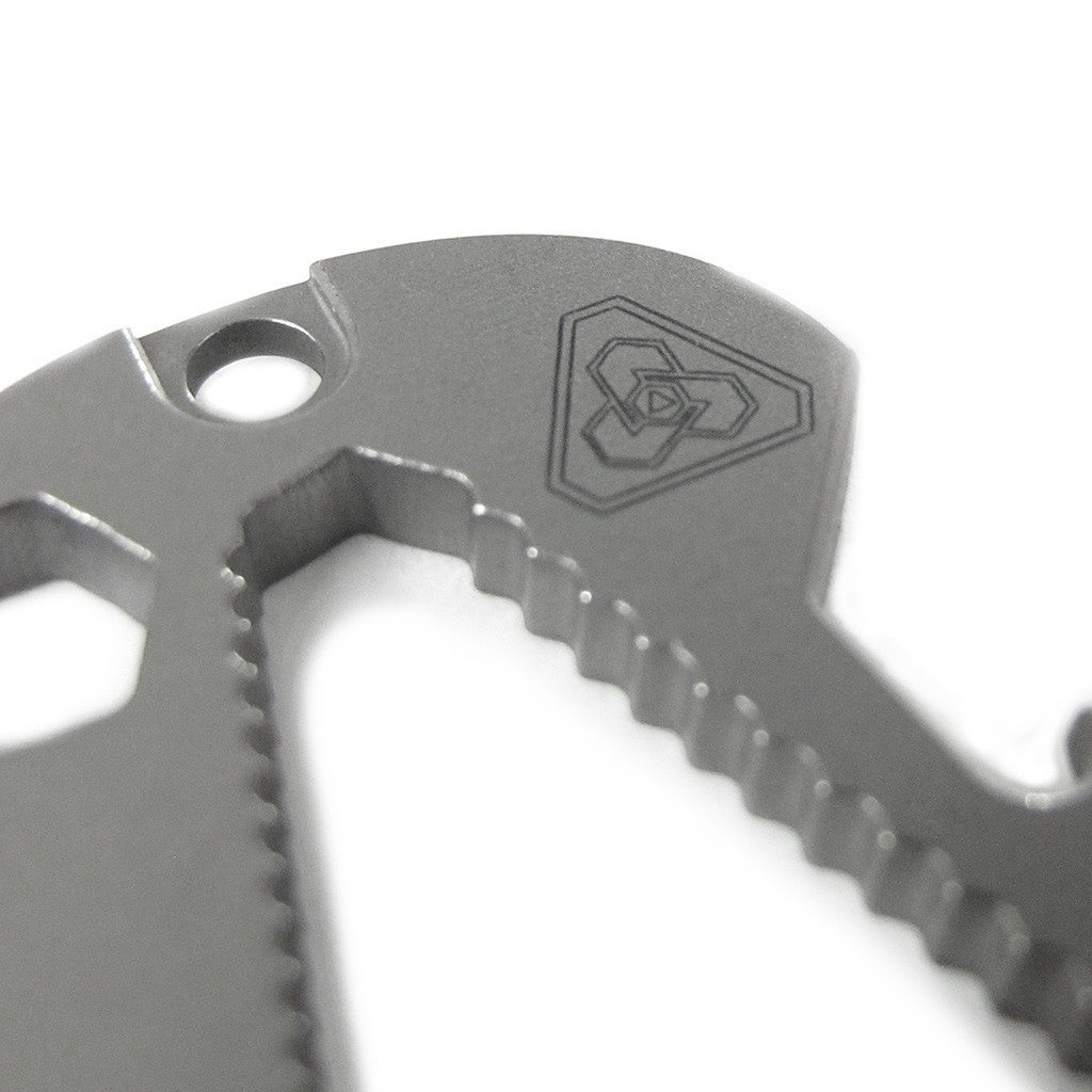 This Dangerous-Looking Dog Tag Is Actually a Handy Multi-Tool