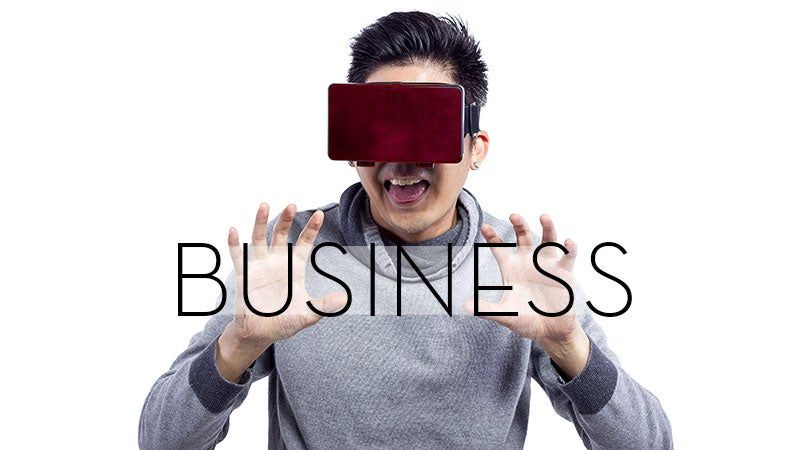 This Week In The Business: Rose-Coloured VR Glasses
