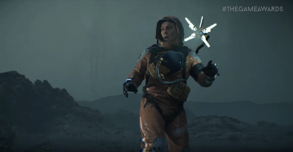 The Metal Gear Character People Think They Have Found In The Death Stranding Trailer