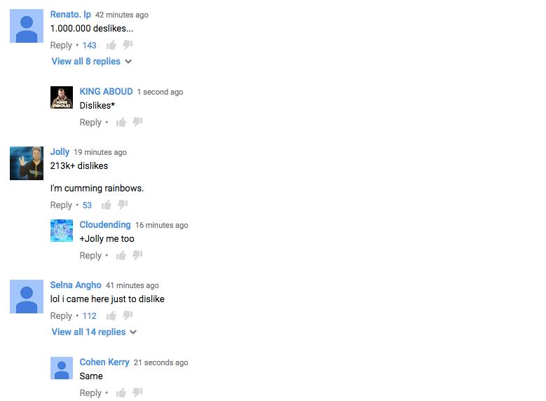 People Are Mass-Disliking The Call of Duty: Infinite Warfare Trailer