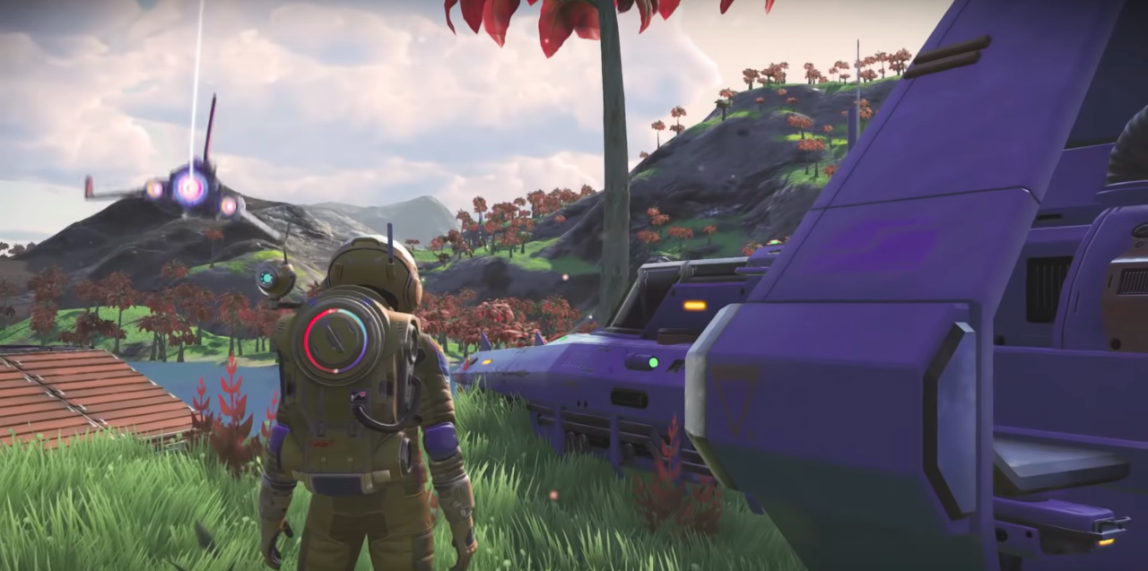 No Man's Sky Never Got Sandworms Because 'People Would Hate Them'