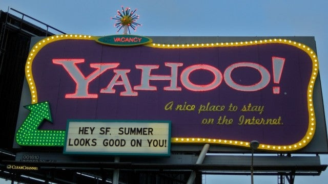Yahoo to Stop You Logging In With Google and Facebook IDs