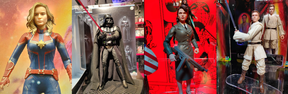 The Coolest Star Wars and Marvel Reveals From New York Toy Fair