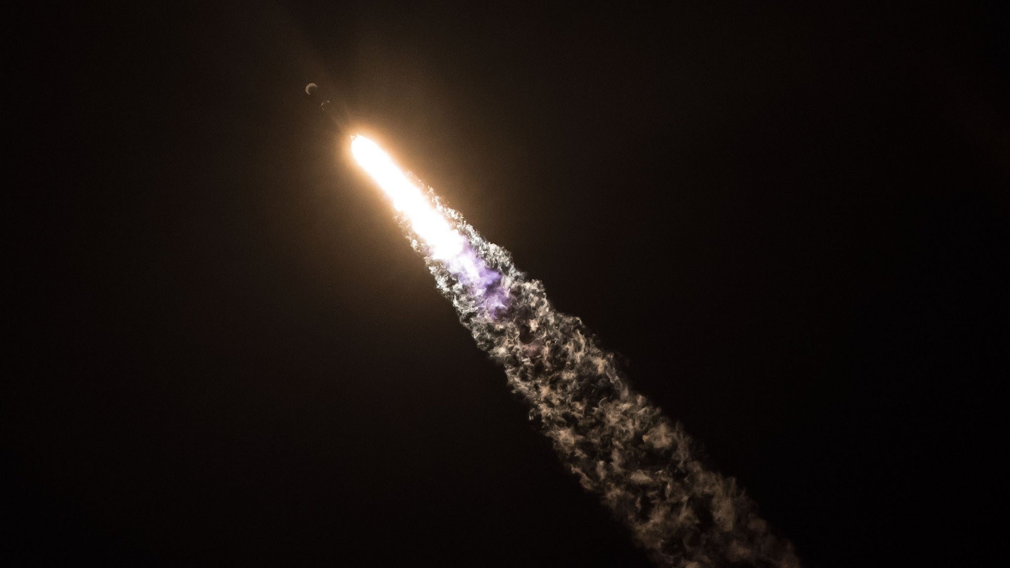 Lost Spy Satellite Won't Kill SpaceX's Relationship With US Air Force