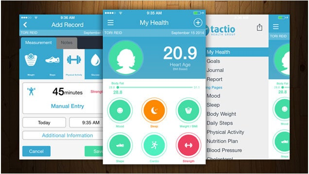 TacitoHealth Is an All-Inclusive Health Tracking Dashboard