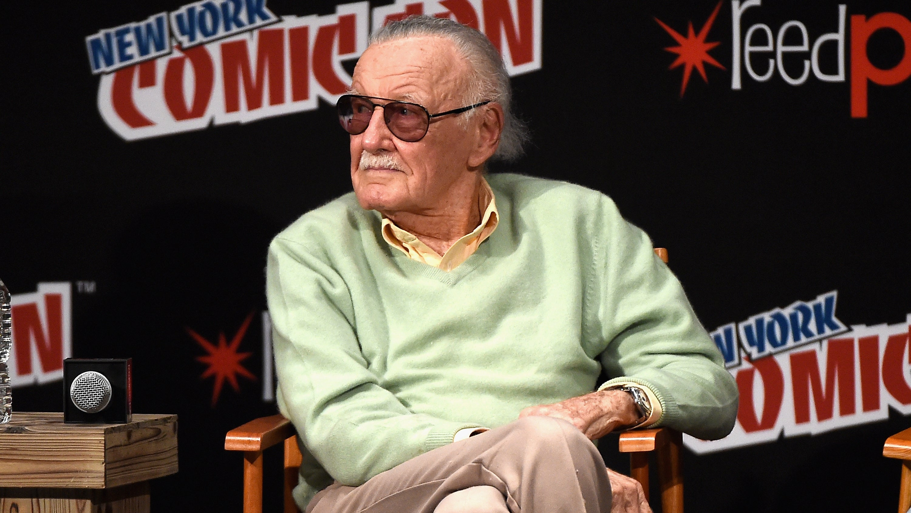 Stan Lee's Legal Team Responds To Accusations Of Sexual Harassment