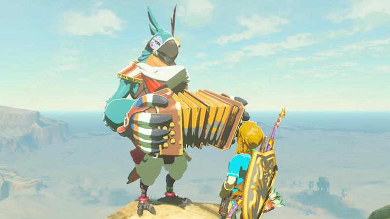 Breath Of The Wild's Best Rewards Aren't Always 'Useful'