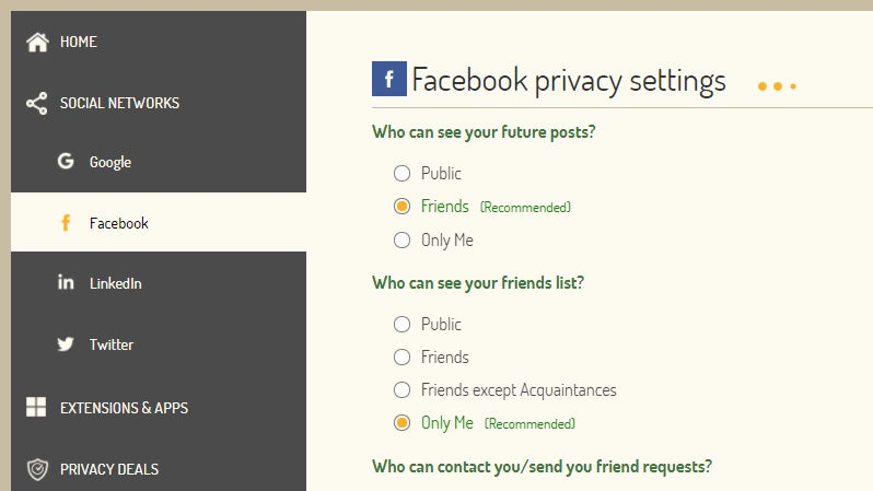 Lock Down Your Social Media Data With The PlusPrivacy Chrome