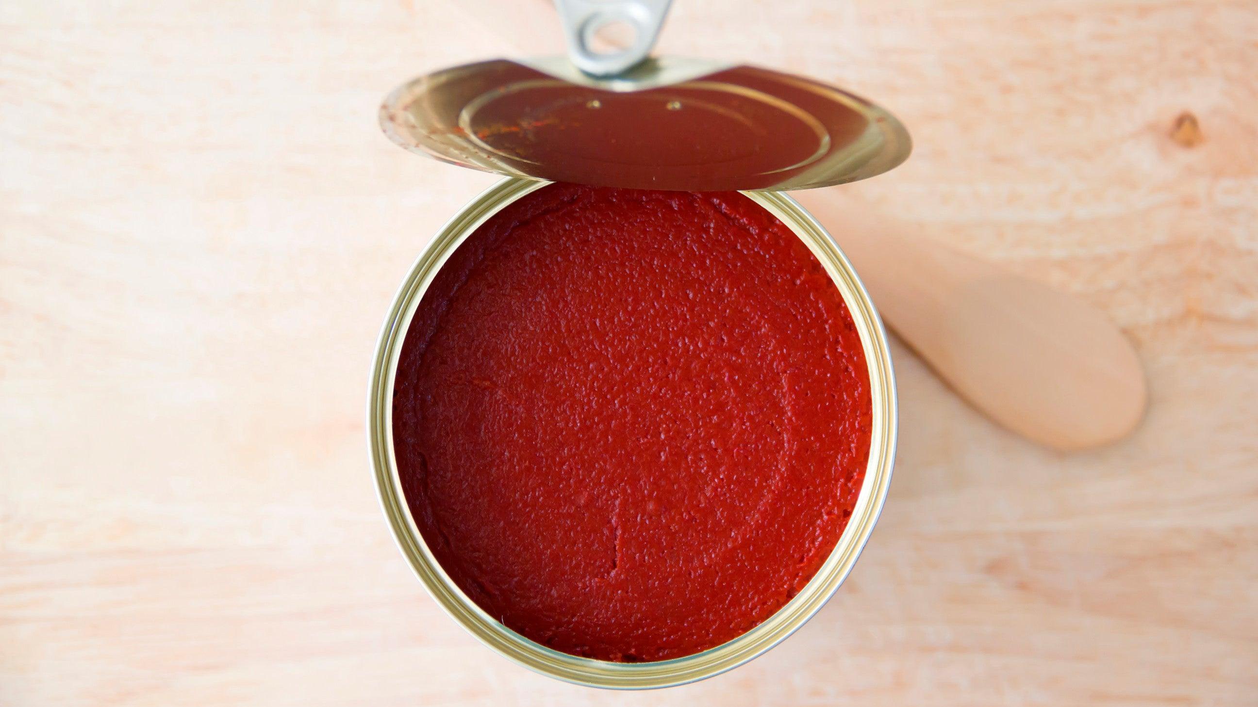 Store Tomato Paste The Alton Brown Way